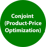 Conjoint (Product – Price Optimization)
